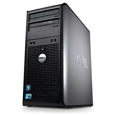 Fast Dell Cheap Computer Tower Pc C2D& Dual Core From 80Gb To 1Tgb From 2Gb-8Gb