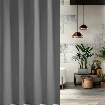 Ombre mosaic brick fabric shower curtain new free shipping