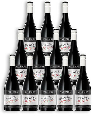 Yalumba Eden Valley Shiraz Viognier 2012 (12 Bottles)