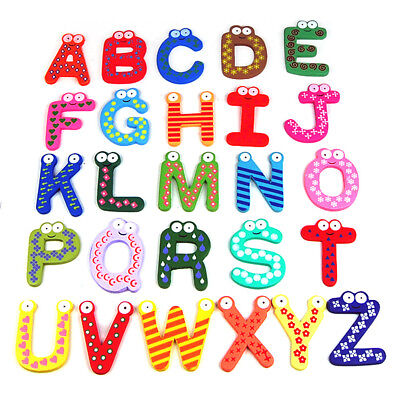 Child Educational Magnetic Letters Numbers Fridge Magnets Alphabets Numbers AU