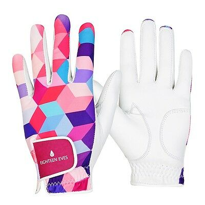 Ladies Golf Glove Cabreatta Leather -  Don't be Square