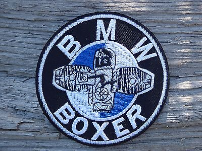 A203 ECUSSON PATCH THERMOCOLLANT aufnaher toppa BMW BOXER motorrad c f g h k r s