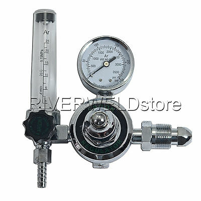 ARGON REGULATOR UK standard outside thread : G5/8