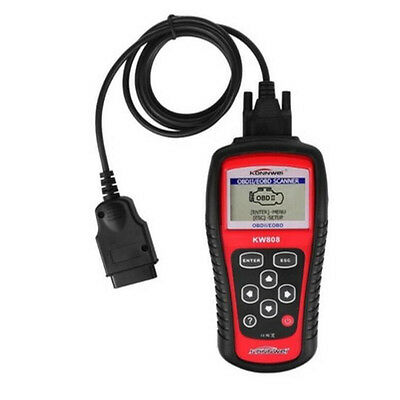 MaxiScan MS509 KW808 OBDII  Scanner Auto Code Reader work Car Tester Diagnostic