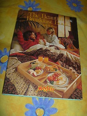 Vintage Cookbooks - The Beautiful Breakfast Book by Judy Willing - Hardcover