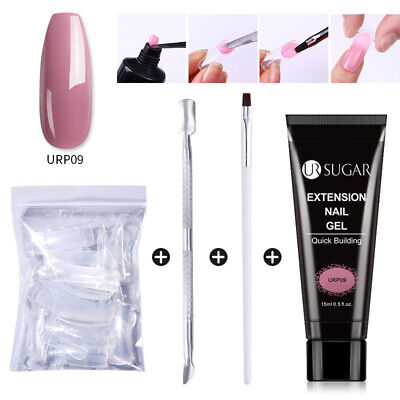 Glitter Sand Platinum UV Gel Polish Shimmer Soak Off Nail Gel Born Pretty 10ml
