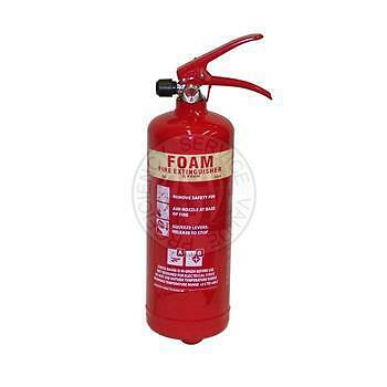 AFFF Foam Fire Extinguisher, 2 Litre, suitable for Bus and Coach Applications