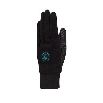 Green Lamb Winter Glove with Rubberized Grip