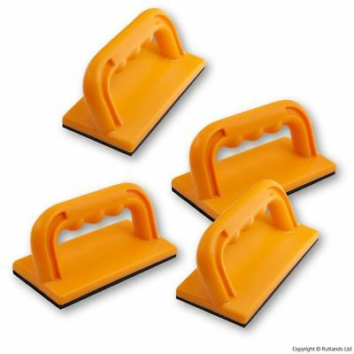 "6"" Safety Push Blocks - Pack of 4"