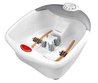 Medisana FS 885 Comfort Pedicure Foot Spa Massage 3 in 1