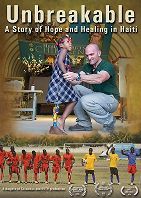 Unbreakable: A Story of Hope and Healing in Haiti  DVD NUEVO (Importación USA)