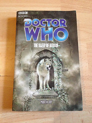 Dr Doctor Who The Sleep of Reason BBC paperback Book Paper Back Martin Day VGC