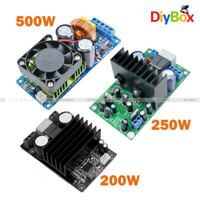 IRS2092 IRS2092S L15DSMD CLASS D Mono Channel Audio Digital Amplifier Amp Board