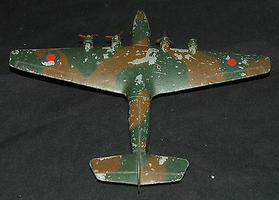 Dinky Plane, 62P, Elisign Class Airliner, Pre-war 1940