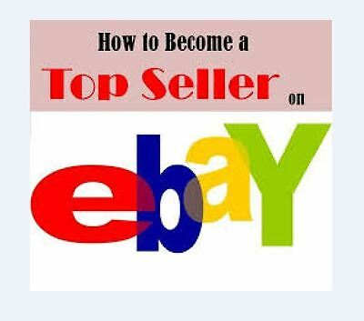 How To Become a Top Seller on eBay+Master Resell Rights+4 Valuable bonus ebook