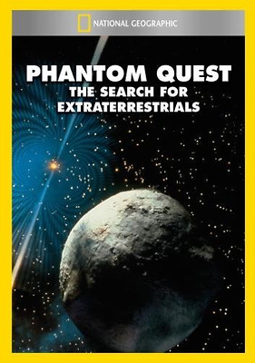 Phantom Quest: The Search for Extra Terrestrials  DVD NUEVO (Importación USA)