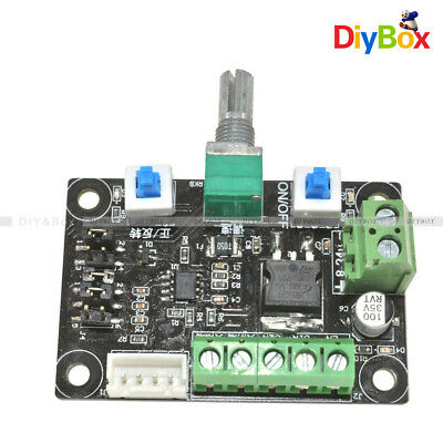 Motor Pulse Signal Generator for Stepper Motor Driver Controller Speed Regulator