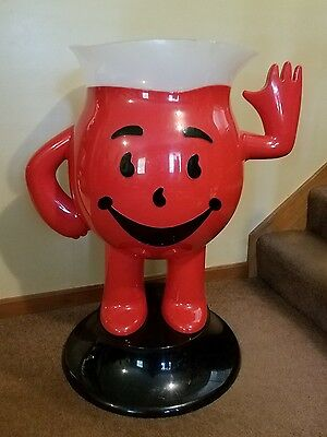 Vintage Kool-Aid  Pitcher / cooler Store Display Rare by Kraft foods