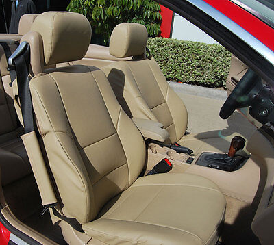 Miraculous Bmw 325Ci Convertible 2001 2008 Iggee S Leather Custom Fit Lamtechconsult Wood Chair Design Ideas Lamtechconsultcom