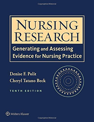 Polit Denise F. Ph.D./ Beck...-Nursing Research  HBOOK NUEVO (Importación USA)