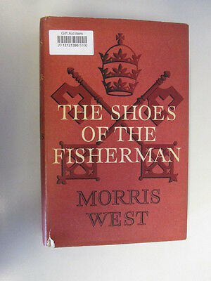 Acceptable - The Shoes of the Fisherman - West, Morris 1964-01-01 302 pages.  St