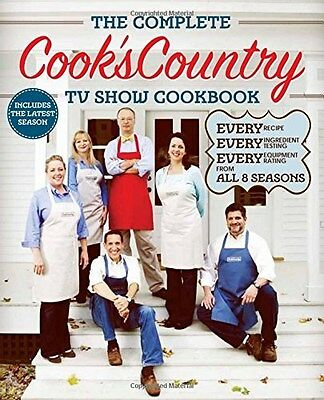 The Complete Cook's Country TV Show Cookbook All 8 Seasons