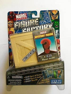 MARVEL HEROES FIGURE FACTORY mystery figure SERIE 1 TOY BIZ (L) sealed STORM
