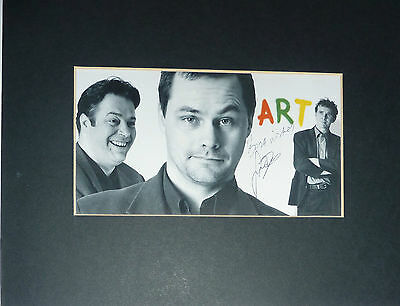 Jack Dee - Comedian and Television Actor - ART Signed Photograph