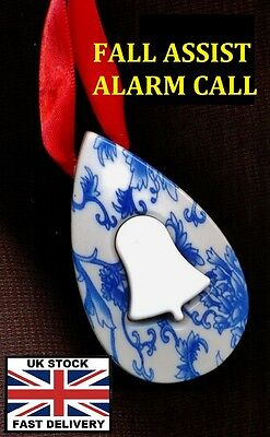 HAD A FALL !  and not get up ?  NEW !! ~ FALL  ASSIST  ALARM CALL~ 150m range !