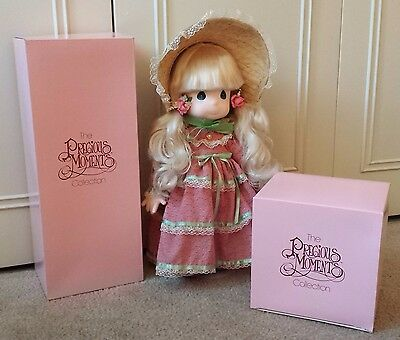 Precious Moments Doll Collection Tiffany Doll 1994 1014