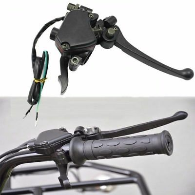 ATV Thumb Throttle Accelerator Brake Lever for Chinese 50-125cc Quad Motorcycle