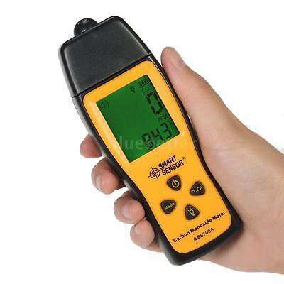 LCD Carbon Monoxide Meter CO Gas Tester Monitor Detector Gauge for Industry Use