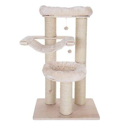 Large Breed HEAVY CATS Tree Scratch Posts Large Platforms Toy Play SLEEPING Area