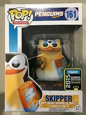 Pop Vinyl - Skipper 2015 Summer Convention Exclusive