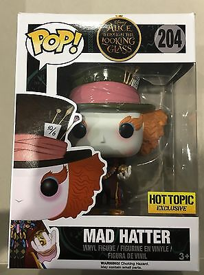 Pop Vinyl - Mad Hatter Hot Topic Exclusive