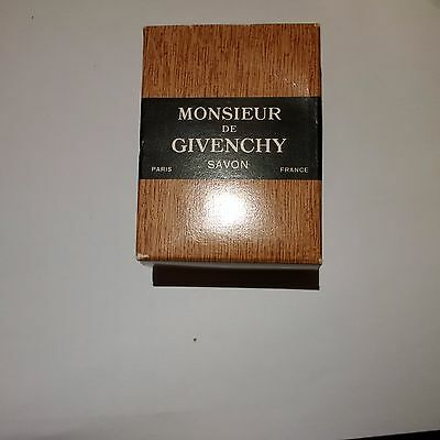 Monsieur De Givenchy Savon!!!rare And Vintage!!