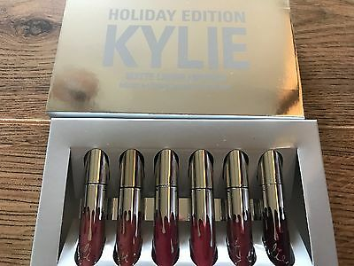 Holiday Edition Mini Matte lip kit 6 piece