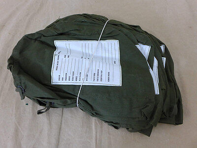1x US ARMY Bag Deceased military personnel, Personal Effects / Beutel VIET NAM