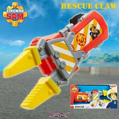 Fireman Sam Rescue Claw Pretend Play Cutting Gear Scissors with Moving Jaws