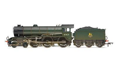 HORNBY R3004 1:76 OO SCALE BR 4-6-0 Serlby Hall B17/4 Class Weathered DCC Ready