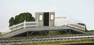 WILLS SS27 OO Scale Station Halt for small local community complete