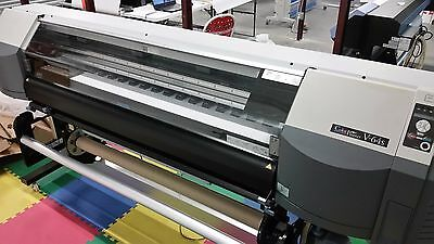 SII Color Painter V-64s Large Format Printer (Used)