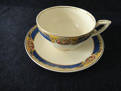 Vintage W H Grindley Chelmsford Pattern Cup & Saucer England