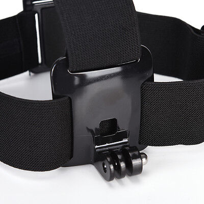 Action Camera AccessoriesHeadband Chest Heads Strap Mount  For Gopro Hero Helmet