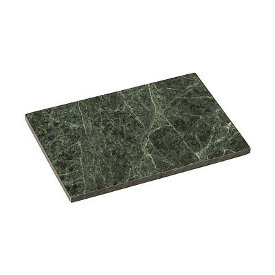 New Small Green Marble Chopping Board Kitchen Cutting Slicing Worktop Saver Slab