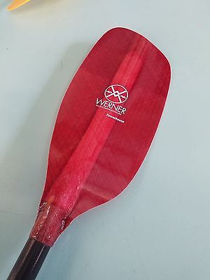 Werner Whitewater Paddle - POWERHOUSE 197cm. (ccp2516)