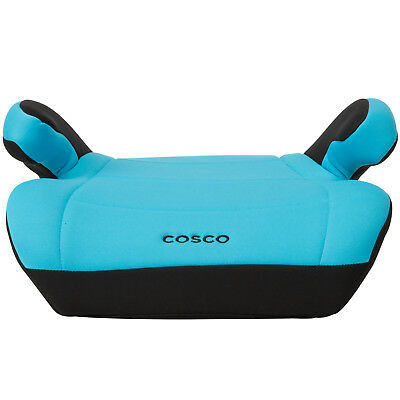 Cosco Topside On the Go Lightweight Booster Car Seat, Multiple Colors