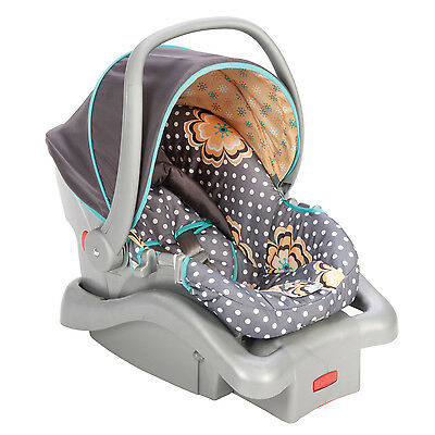 Safety 1st Light N Comfy Luxe Infant Car Seat, Maya
