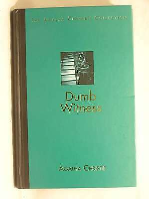 Dumb Witness. The Agatha Christie Collection. Volume 21, , Excellent Book