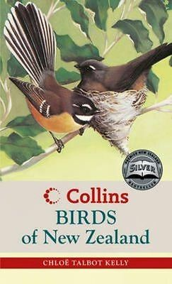 Collins Birds of New Zealand-ExLibrary